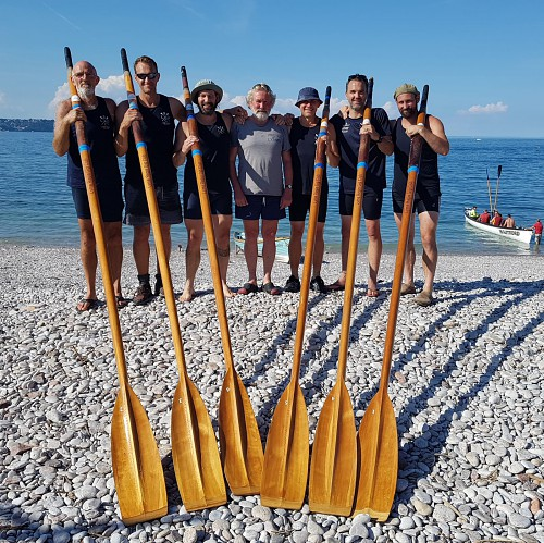 Lyme Regis Men's Vets Win National Championships